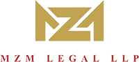MZM Legal | Logo